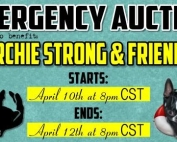 Auction April 10